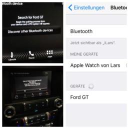 Bluetooth Fahrzeugname