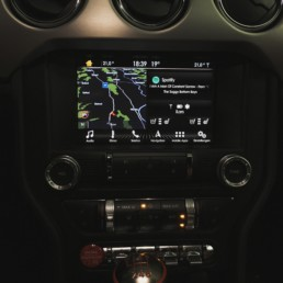 EU SYNC3 EU-Navigation