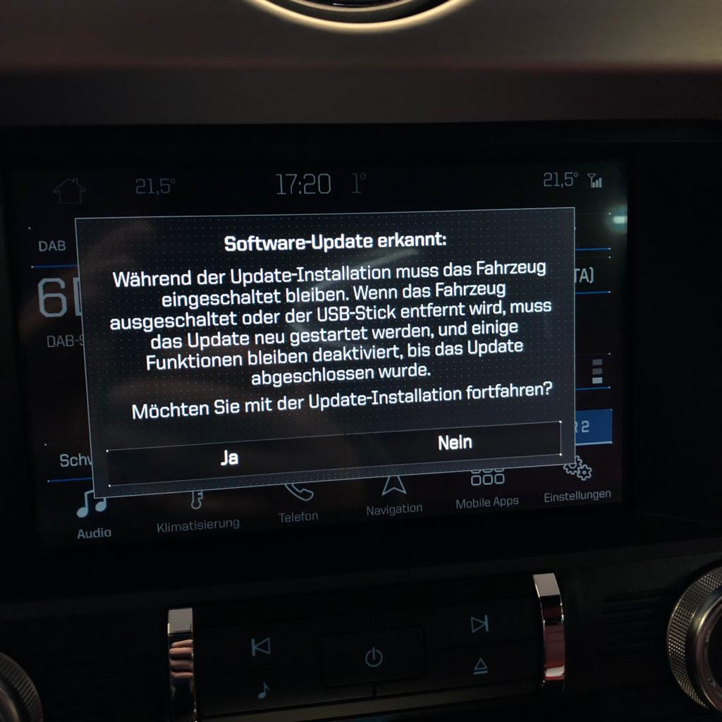 Ford Sync Reset >> How To Update Ford Sync 3 Navigation Maps To Europe F8 2018